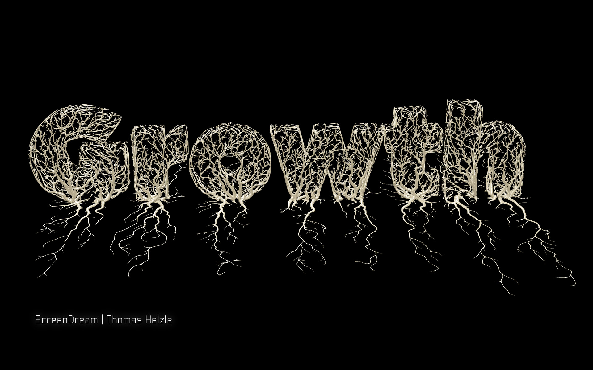 Growing roots...